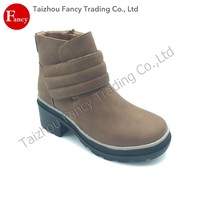 Top Quality Unique Design Standard Competitive Price High Ankle Boot For Women In India