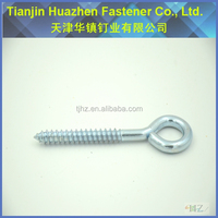 Circle Closed Eye Bolts Screws Manufactured in China