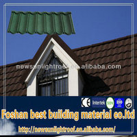 fish scale copper roof tile/stone coated metal retractable roof/colour stone coated metal roofing tile