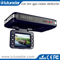 "Radar Detector For Car Dash Camera Car DVR Camera 720P 140 Degree View Angel 2""LCD"