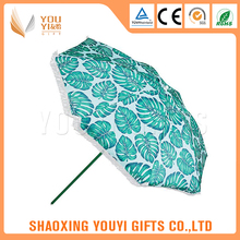 Newest 10 Years Experience Wholesale beach umbrella with tassels