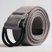 New fashion design more bundles men webbing belt