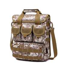 professional wholesale good quality nylon durable military tactical sling bag