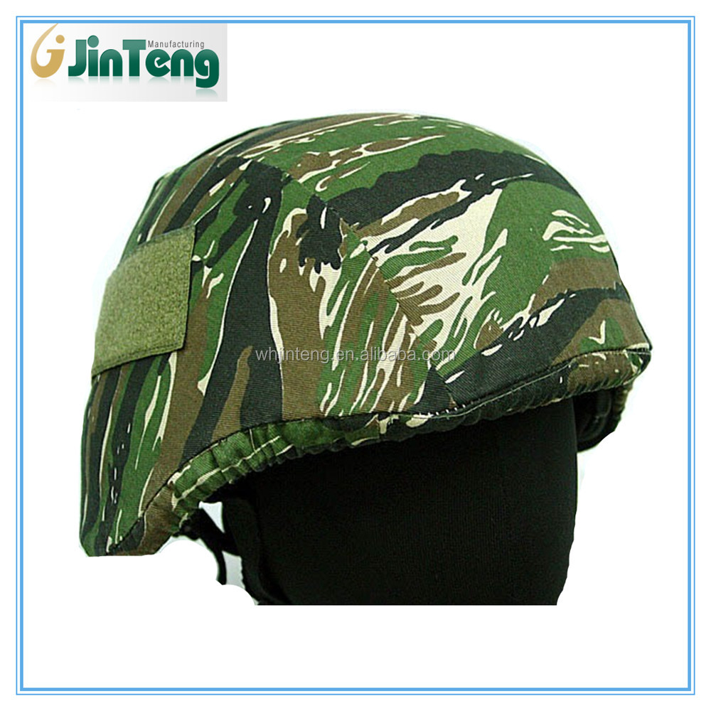 USG MICH TC-2000 ACH Tiger Stripe camouflage Helmet Cover
