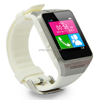 "wholesale price 1.54"" inch touch screen smart watch android 2015 GV08 with sim card & TF card on sale"