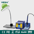 YIHUA939BD+ import heater soldering station with LED Magnifier Lamp