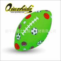 Specializing in the production of various rubber rugby, football, Australian rules football