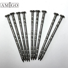 "1'' to 6"" POLISH SCREW RING SHANK COMMON NAILS BULK WIRE NAILS"