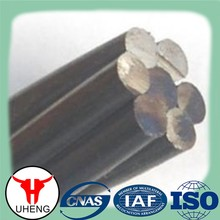 post tension concrete strand 1*7 wire unbonded pc strand and steel wire for construction
