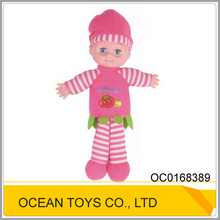Top quality kids plastic mini craft baby dolls toy with IC OC0168389