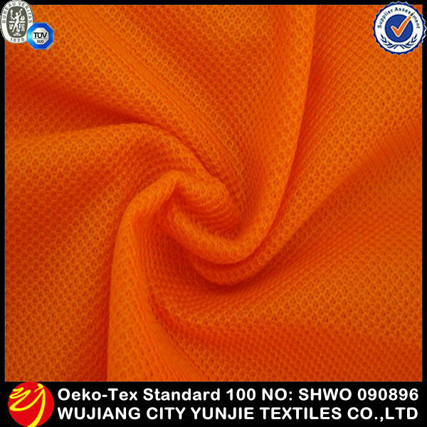 2014 high fashionable 100% polyester geo mesh fabric