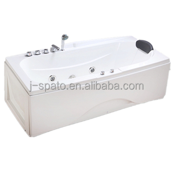 2018 1800mm Strong Massage Spa Bathtub for 2 people