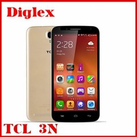 5.5 Inch HD Tcl 3n M2u Mobile Phone Android 4.4 MTK6752 Octa Core 2GB RAM 16GB ROM 3500MAH 4g lte 3G Wcdma Phone 1280*720p