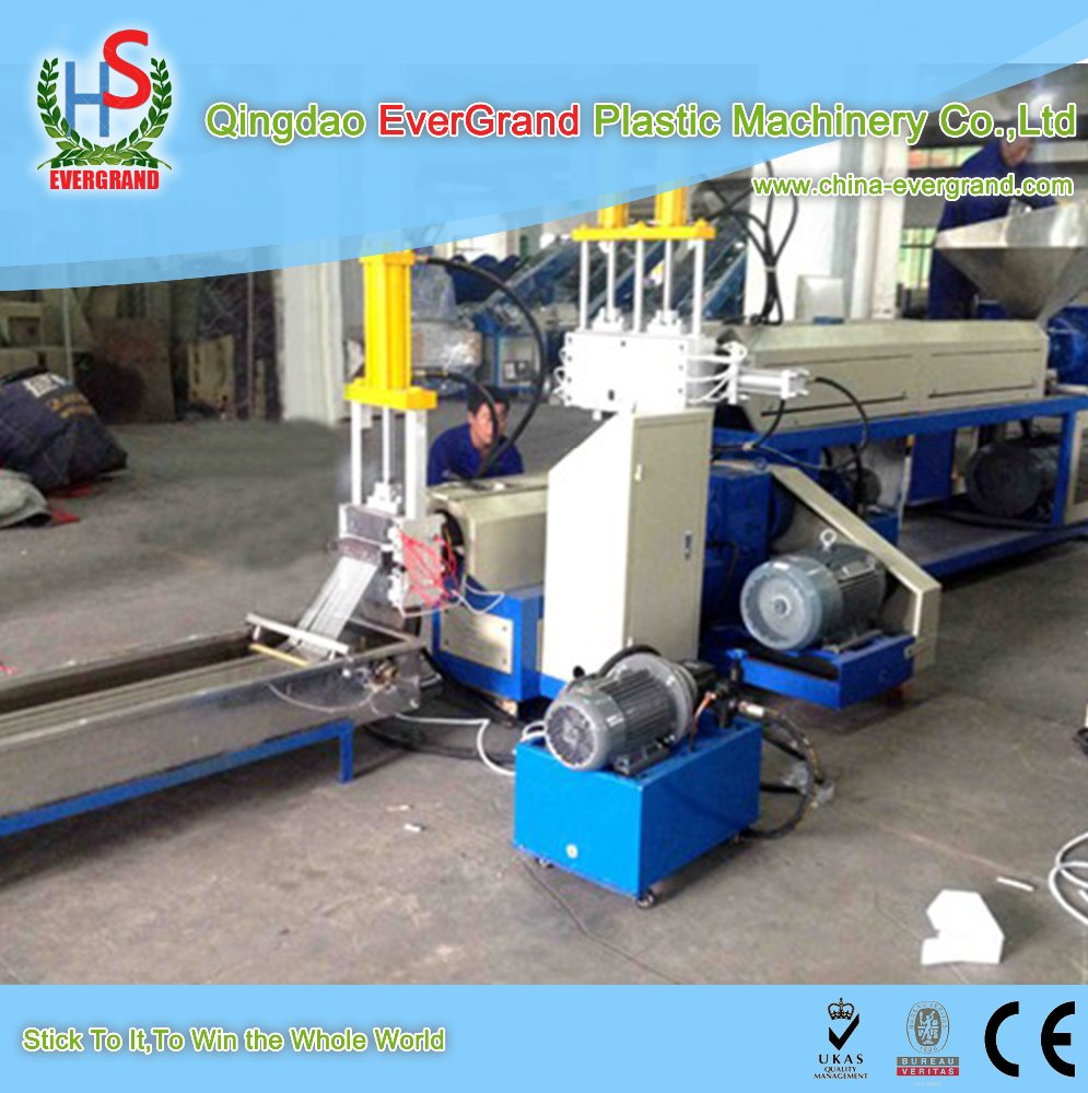 Plastic Pelletizing Machine , Automatic Granulating Plastic Forming Machine