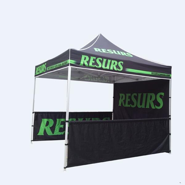 Strong Heavy Duty Aluminum Folding Commercial pop-up tent 10x10