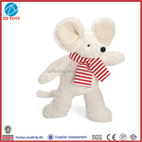 promotional cute OEM kids stuffed plush toy mouse
