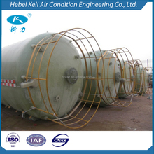 anti-static long life FRP underground oil tank
