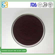 Most popular bilberry fruit p.e. natural extract 25% anthocyanidin