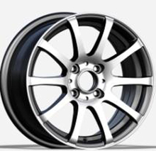 15 inch aftermarket alloy wheels with pcd114.3 , wheel rims for car on sale