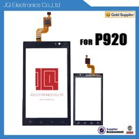 Low cost cell phone touch screen glass digitizer For LG P920