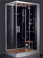 2013 New style Steam Bath Prices G959 square shower cabin /shower room with sauna function