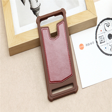 2017 New arrival cheap leather waterproof phone case for mobile phone