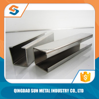 Cold rolled channel C shape section steel