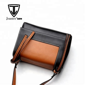 Latest Design genuine leather lady shoulder bag women bags