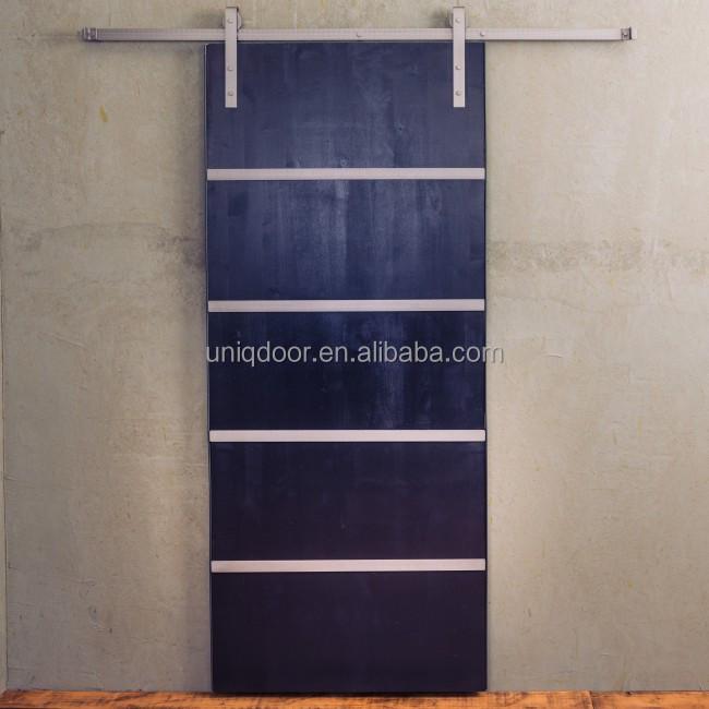 Modern panel interior sliding barn door for sale buy