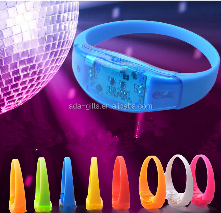 Party Led Flashing Bracelet