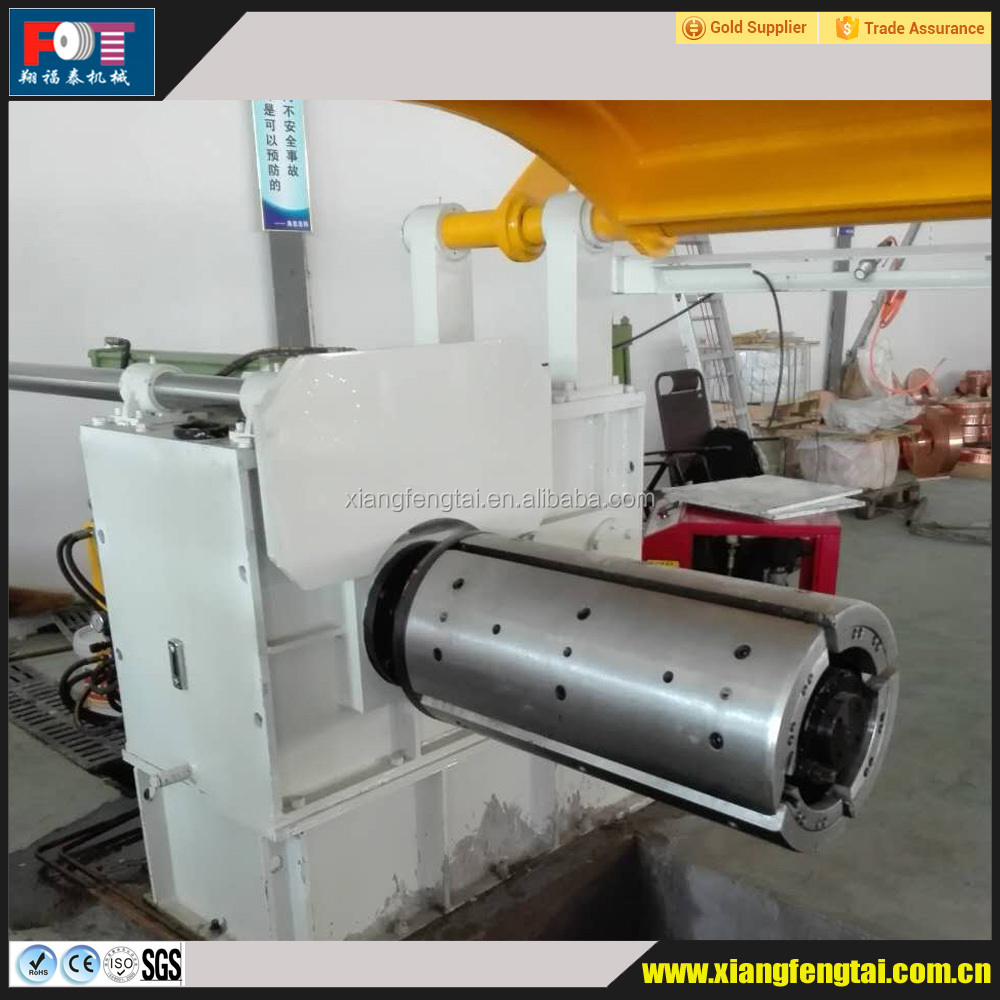 Width 500-2000mm automatic steel coil slitting line;slitting unit;steel coil cutting line