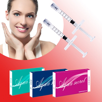Buy direct from china factory collagen natural cross linked acid filler injections