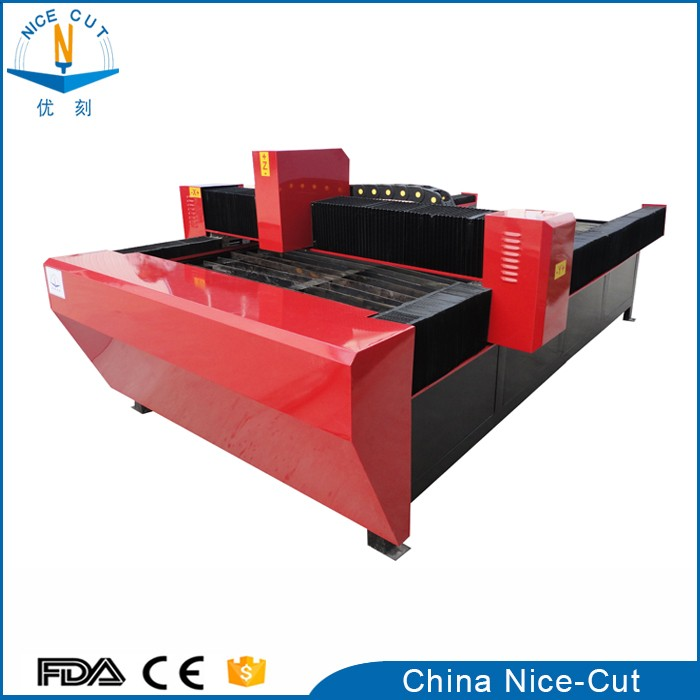 63A domestic power supply 1325cnc plasma metal cutting machine