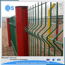 China Manufacturer triangle bending residential fence