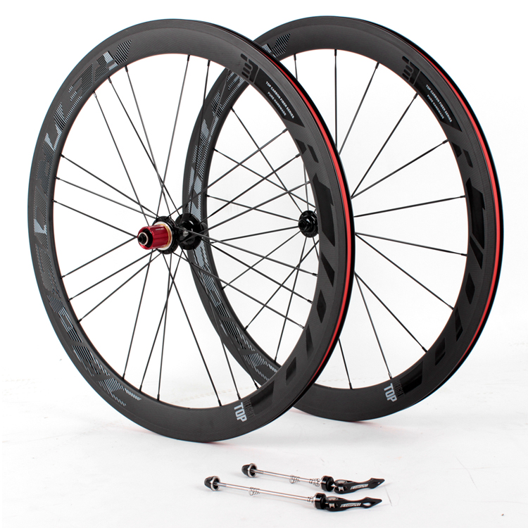 2017 carbon fiber bicycle parts wheels from shenzhen manufacturer