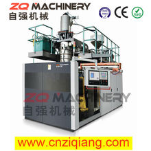 Plastic Bottle Blowing Machine flexible exhaust pipe extruder
