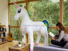 Hot sale inflatable giant Unicorn /Unicorn inflatable balloon/inflatable Animal Model for sale