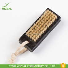 Wholesale dual side foot scrub shower cleaning brush for lavipeditum