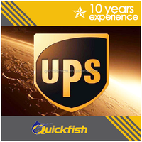 Attentive And Highly Cost Effective Courier Services Top Agent by QuickFish 10 Years Experience