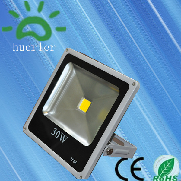 Alibaba hot sale led reflector 30w high power cob led flood light