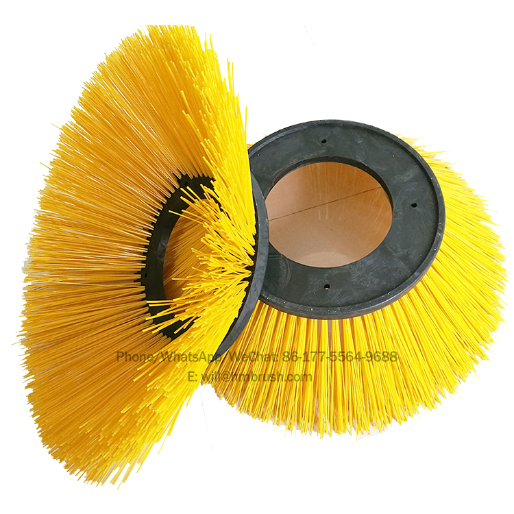 Johnston Sweeper Plastic Broom Side Brush