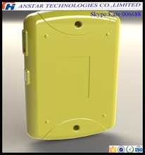 Plastic cell phone case,plastic shell and recharger plastic cover,the silicone mold products