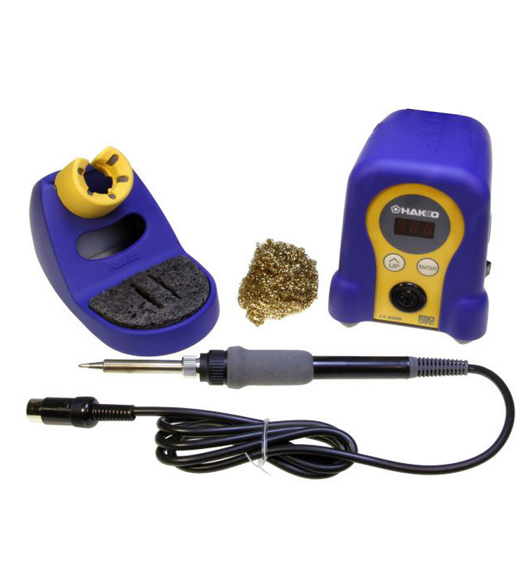 Most popular Hakko FX-888D Soldering Station , Welding rework station