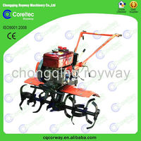 Agricultural tool gasoline engine rice farm rototiller