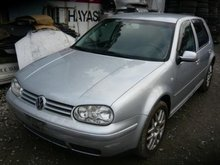 2000 Volkswagen GOLF Sedan LHD Used Japanese Cars