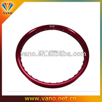 Popular model 14 inch 17 inch 18 inch 19 inch motorcycle wheel rim motorcycle