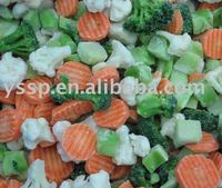 IQF mix vegetables by 2015 new season