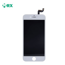 Best AAA quality for iPhone 6S LCD touch screen digitizer Assembly White and black color with Dhl