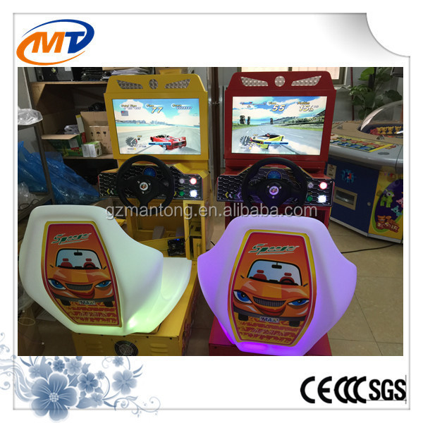 kids rides arcade simulator game machine play game car racing for sale