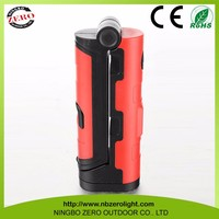 Multi-function alloy aluminum Best super bright Battery Dynamo Inspection Camping Inspection Light